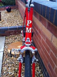 PM Red Bike 3